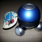 HoMedics Atom Positively Charged Handheld Massager - PM-35BX - LIGHTS UP TOO!