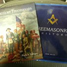 American Freemasons:Three Centuries of Building Communities Hardcover Book by Mark A.Tabbert + BONUS