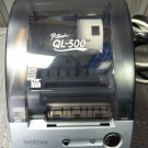 Brother P-Touch QL-500 Manual-Cut PC Label Printing System!