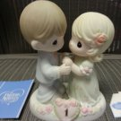 "Precious Moments ""A Whole Year Filled With Special Moments"" Figurine #115910!"