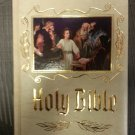 HOLY BIBLE-NEW AMERICAN BIBLE-CATHOLIC BIBLE PUBLISHERS 1988-1989 ED.-MAGNIFICENT HEIRLOOM EDITION!