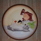 The Disney Collection Disney's Magic Memories Collections Jungle Book 3D Relief Plate!