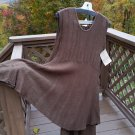 FLAX by Jeanne Englehart Asymmetrical Skirt & Top - New with Tags - Under the auspises of Angels...!