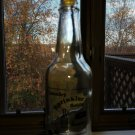Vermont Country Store Laundry Sprinkler Bottle with Cork Sprinkler!