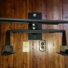 LUCASEY MFG. 1700 CRT TV Wall Mount with VCRU1420 Accessory Shelf!