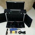 SHEAR MAGIC Professional Grooming Tool Case with Andis Easy Clip Groom Clipper Kit and more!