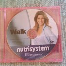 Nutrisystem Silver Walk with Leslie Sansone DVD for ages 50+ - HARD TO FIND!