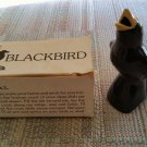 Kitchen Craft Ceramic Blackbird Pie Funnel - Adorable!