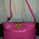 COACH Turn Lock Capacity Wristlet purse, style #42845!
