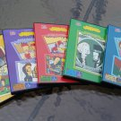 The Best of MTV's Beavis and Butthead set of 5 DVD's - Time Life Video!