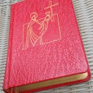 Library of Catholic Devotion -- The Catholic Missal Hardcover – 1960!