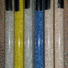 No Hole, Caviar, Micro Glass Beads - Lot of 5 - 1 ounce tubes - Great for Appliques & Crafting!