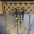 Sorrelli Rhinestone Waterfall Dangle Clip-on Earrings - Dripping with DAZZLE & GLITZ!
