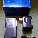 Panasonic RN-125 Microcassette Recorder with Integrated Microphone - EXCELLENT CONDITION!