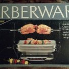 FARBERWARE 455N Smokeless Indoor Grill Open Hearth Rotisserie - BRAND NEW IN BOX - SUPER RARE!