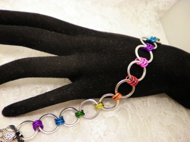 Big O Ring Bracelet