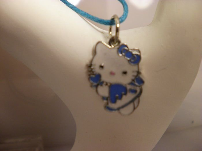 Hello Kitty Charm Necklace Choose ONE Color