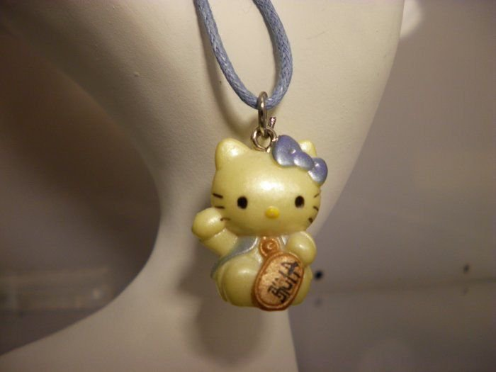 Hello Kitty Charmed Necklace
