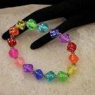 Colorful Dice Bracelet