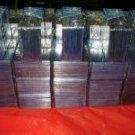 3 X 4 Topload Card Holder - Plain 1000 TOP LOADERS
