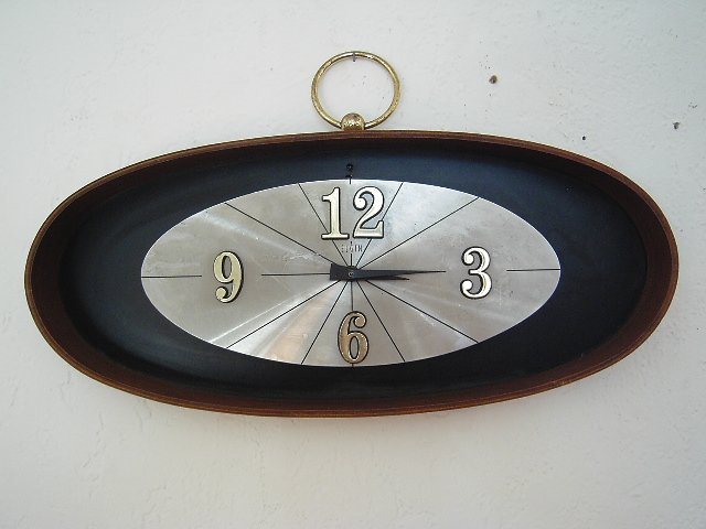 A Wall Clock By Elgin ( From Germany)