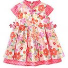 NWT Tea Garden Dress 2T