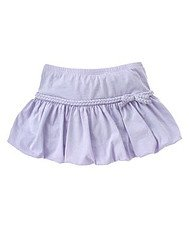 Love is in the Air Blue Opal Bubble Skort 2T