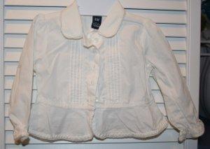 Gap Button down shirt 18-24 mo LN
