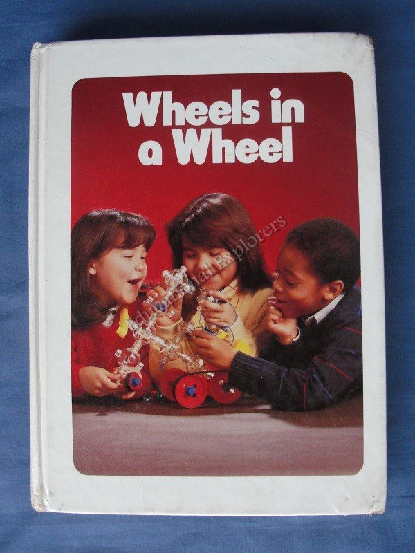 Wheels in a Wheel Student Textbook Life Series 2nd Grade Level 6 SDA Reader
