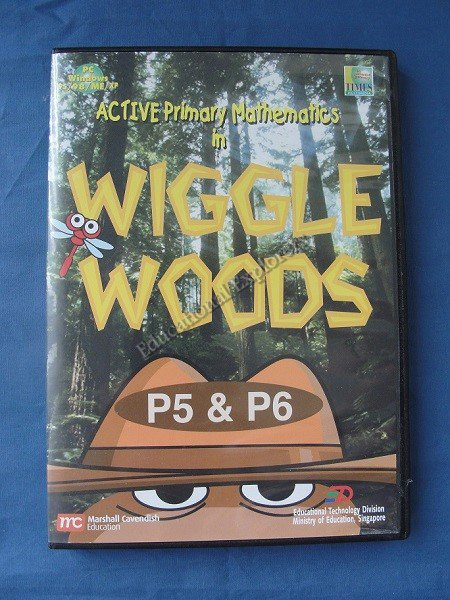 Active Primary Mathematics in Wiggle Woods P5 & P6