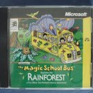 Magic School Bus Explores the Rainforest Game CD