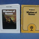 Windows of Heaven Teacher Edition and Studybook  Life Series 3rd Grade Level 8 SDA
