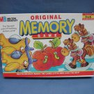 Original Memory Game Milton Bradley