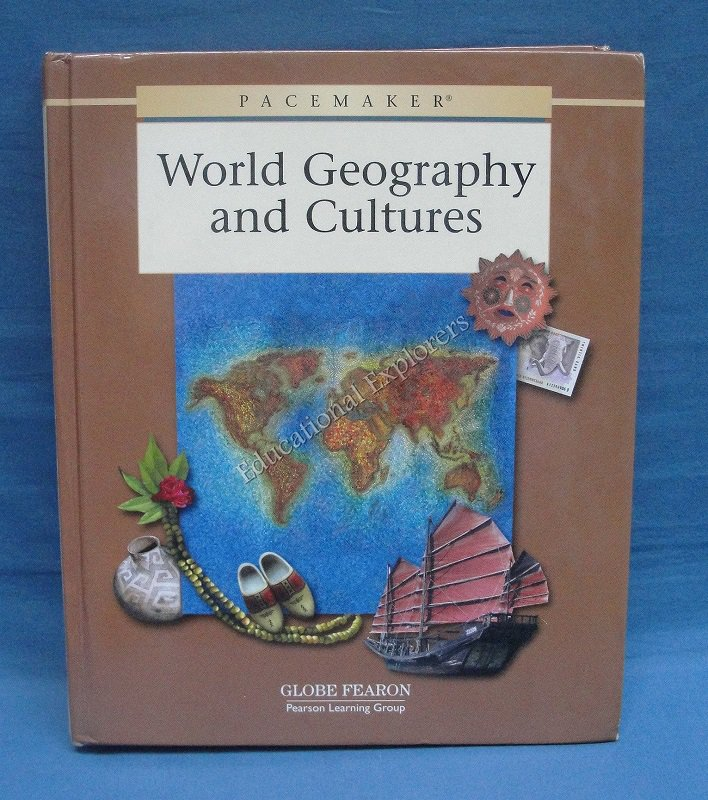 Geography Cultures: World Geography And Cultures Pearson Learning Company