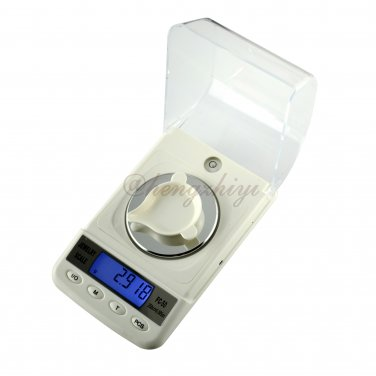 Laboratory Scale 50g x 0.001g w Counting, Electronic Precision Portable Balance, Free Shipping