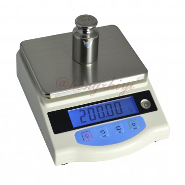 600g x 0.01g High Precision Digital Laboratory Scale Balance + Counting, Free Shipping