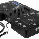 Gemini Disco Mix 5.0 DJ System (with DJ CD Players, Mixer, Headphones and Case)