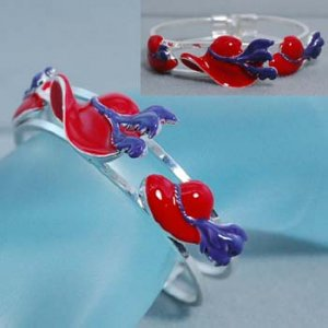 RED HAT THEME BANGLE