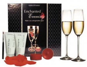 Lover's Choice Enchanted Evening Lover's Kit