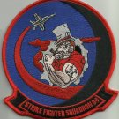 VFA-94 US Navy Strike Fighter Squadron NINE FOUR Military Patch MIGHTY SHRIKES b