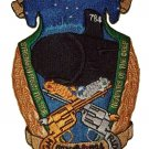 USS NORTH DAKOTA SSN-784 Virginia Class Nuclear Powered Submarine Military Patch