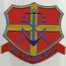 USS POLLUX AKS-4 CASTOR CLASS GENERAL STORES ISSUE SHIP MILITARY PATCH