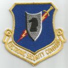 USAF - AIR FORCE ELECTRONIC SECURITY COMMAND MILITARY PATCH