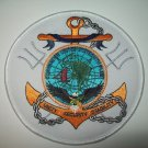 US NAVY FOURTH FLEET EMBLEM - 4th FLEET - MILITARY PATCH
