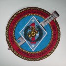 USMC 2nd BATTALION 7th MARINES MILITARY PATCH