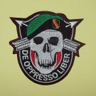 United States ARMY Special Forces BLACK OPS Military Patch - DE OPPRESSO LIBER