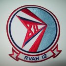 RVAH-12 Reconnaissance Attack Squadron Military Patch