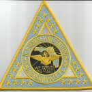 US NAVAL AIR STATION NAS JACKSONVILLE, FL MILITARY PATCH WE SERVE THE FLEET