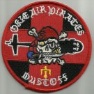 ARMY 1st BN 717th AVIATION MEDICAL COMPANY DUST OFF MILITARY PATCH AIR PIRATES