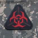 OUTBREAK RESPONSE TEAM  COLOR TACTICAL BADGE MORALE PVC VELCRO MILITARY PATCH